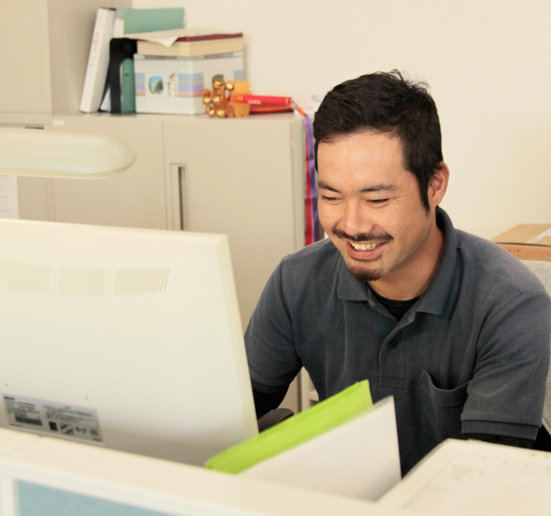 有限会社スギモトシート 大石雄介